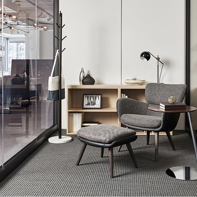 Office area at Gunlocke Showroom, Washington DC